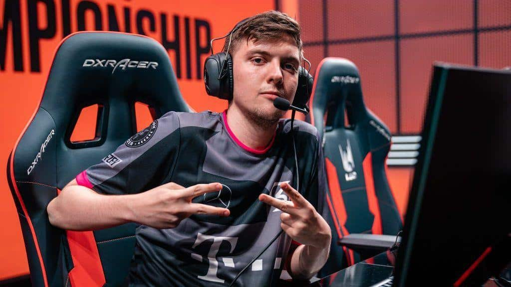 Selfmade joins Fnatic from SK Gaming