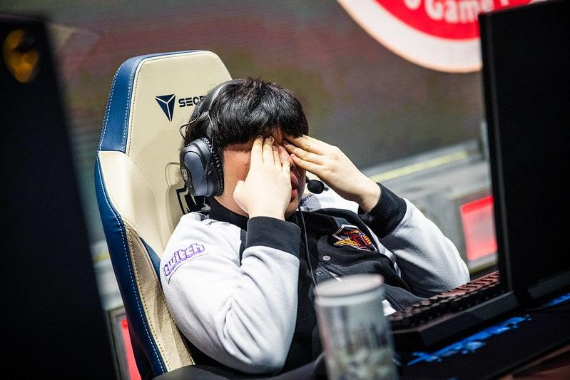 LCK couldn't bounce back from last year Worlds failure