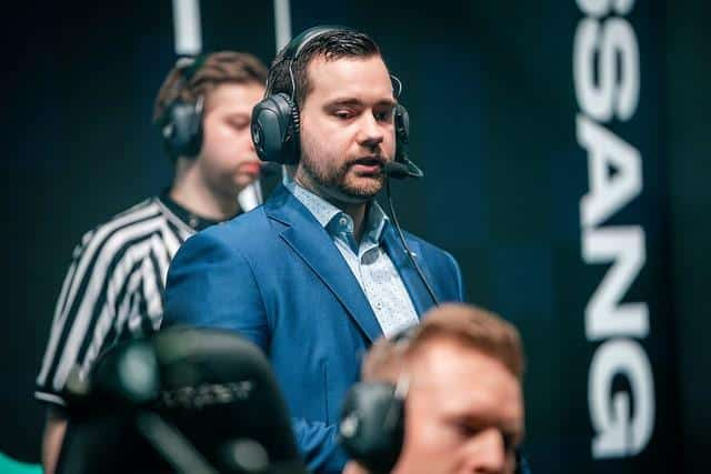YoungBuck joins Excel after spending previous two years af Fnatic
