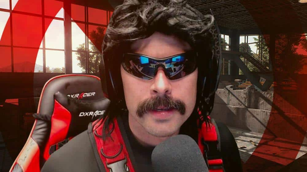 Why Was DrDisrespect Banned