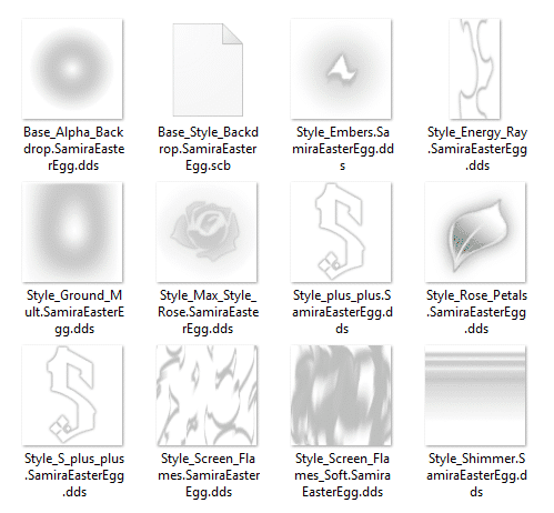 Leaked Files found by the community of League of Legends!