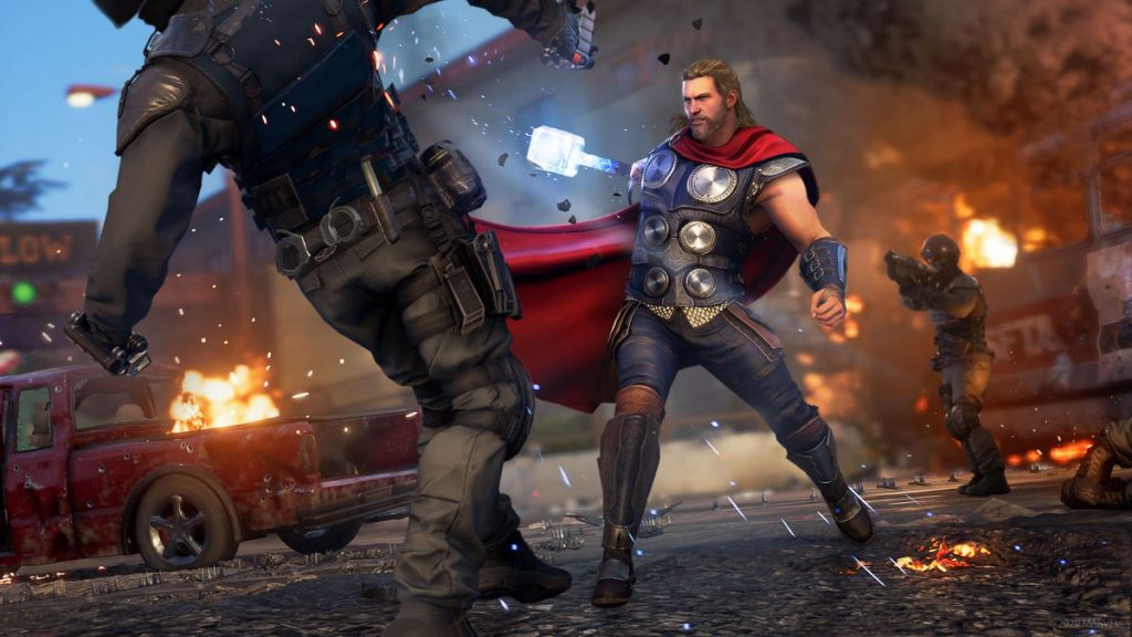 How To Unlock Thor