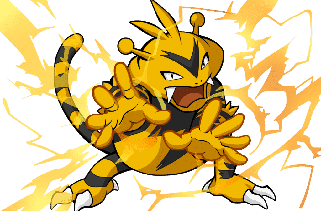 The Crown Tundra Electabuzz Electivire