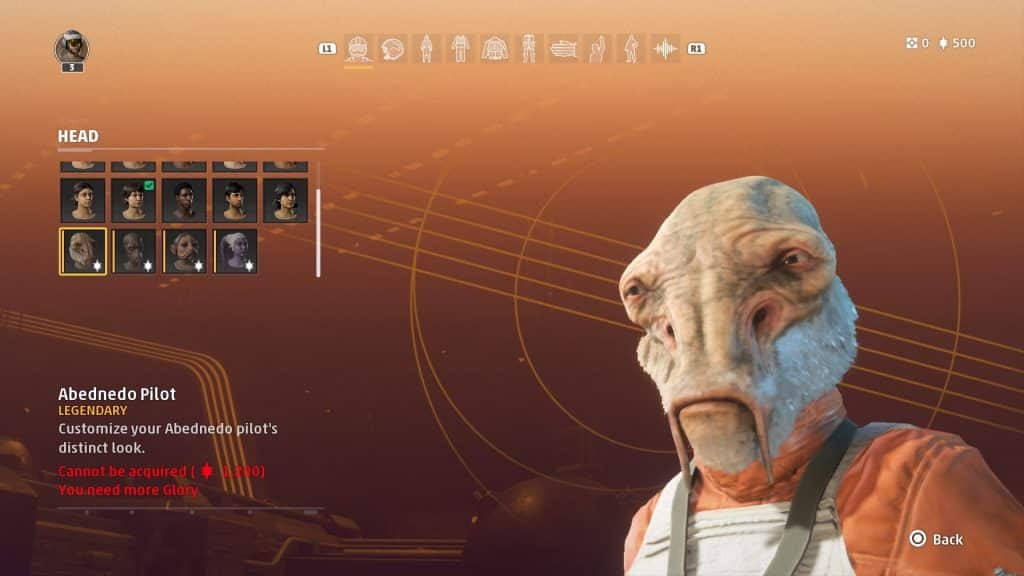 Star Wars Squadrons: Alien Races
