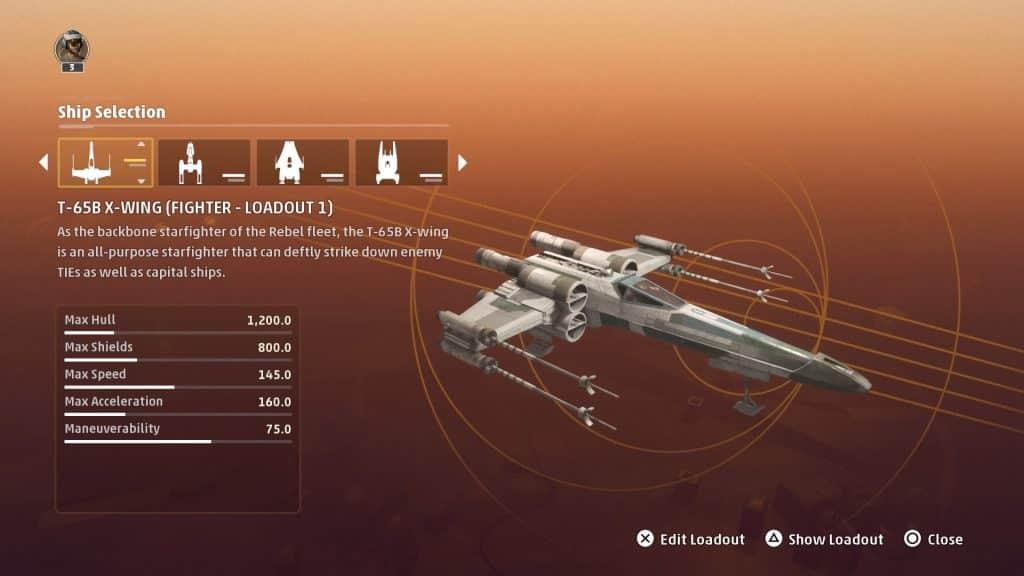 Star Wars Squadrons: All New Republic Ships