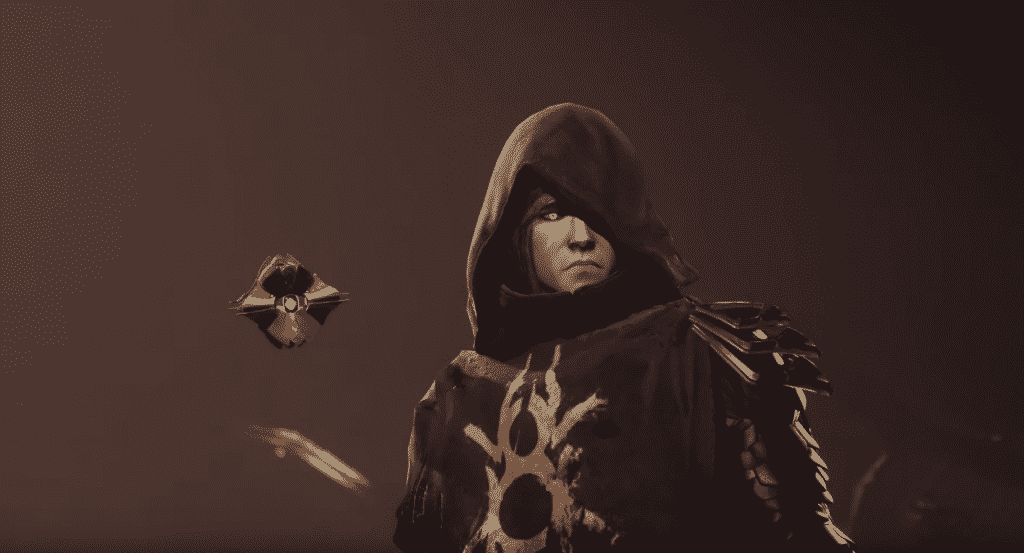 Uldren Sov and a Ghost