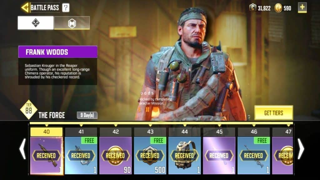 COD Mobile Battle Pass