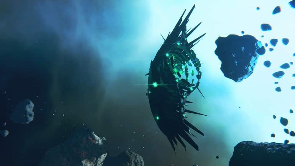 Star Conflict: The Curse Of The Leviathan