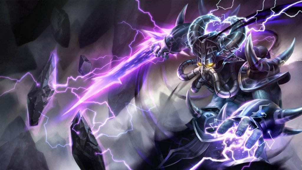 Kassadin splash art