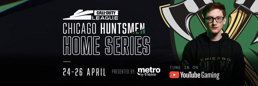 The Chicago Huntsmen Home Series took place from 24-26 April