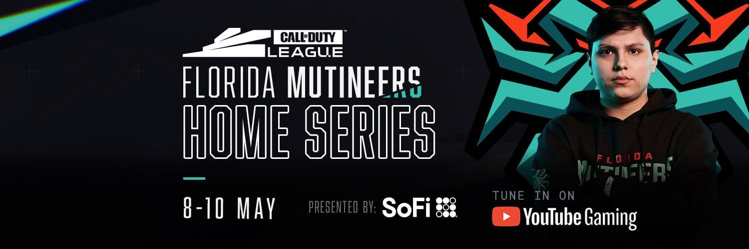 CDL Florida Home Series will take place between May 8th and 10th
