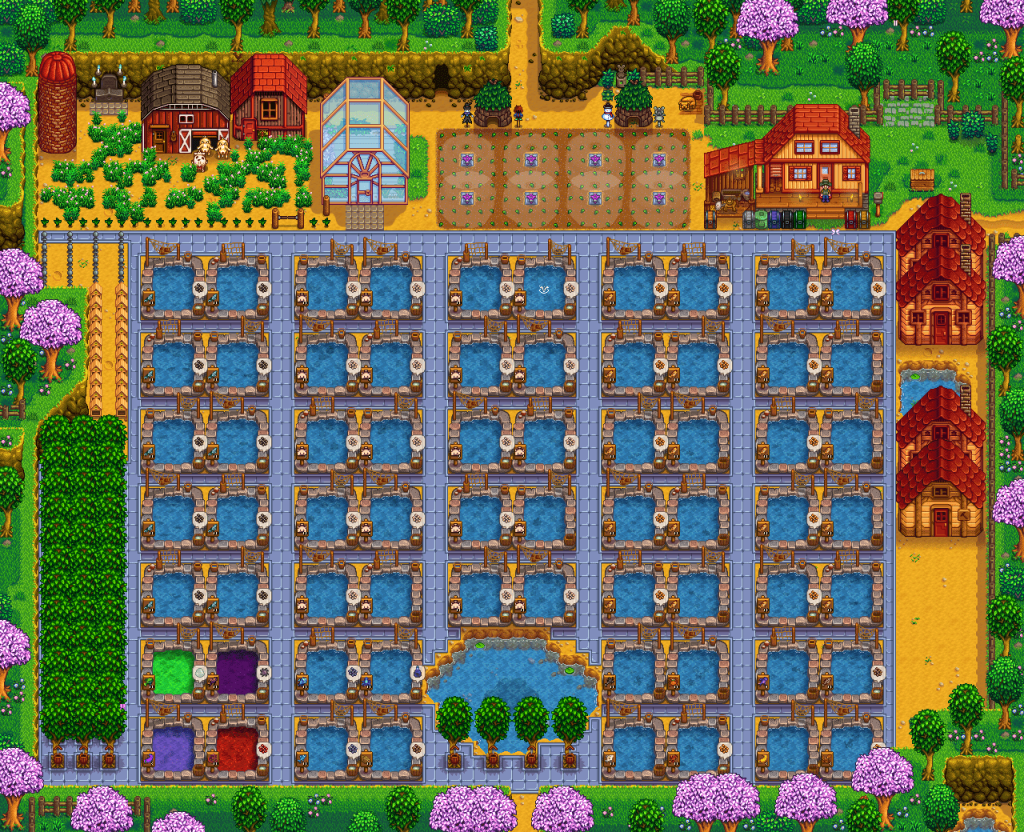 Stardew Valley Fish Pond Guide