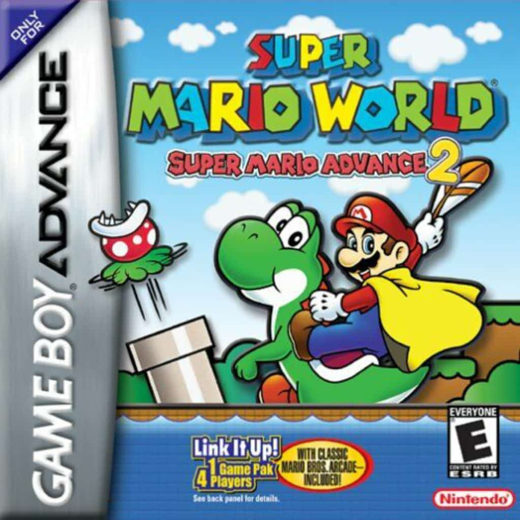Most Popular GBA Games