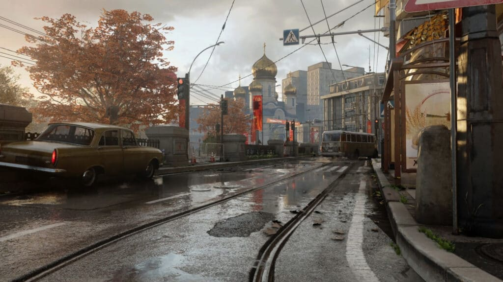 Black Ops Cold War Moscow Map