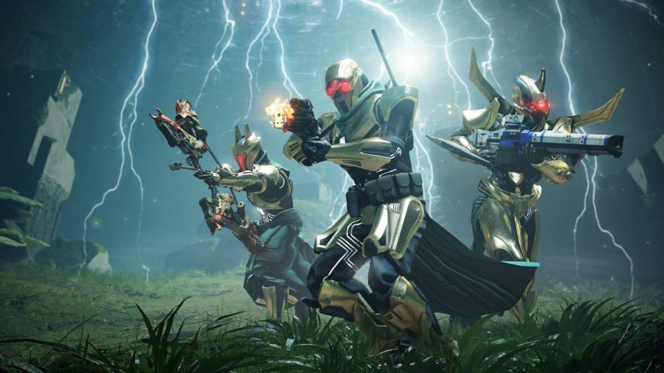 Destiny 2 could be seeing crossplay support in 2021