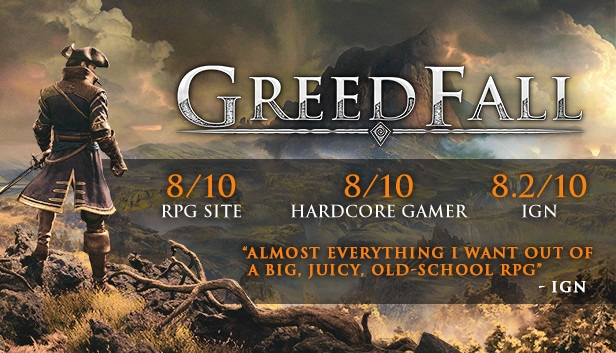 PS Plus January Free Games: GreedFall