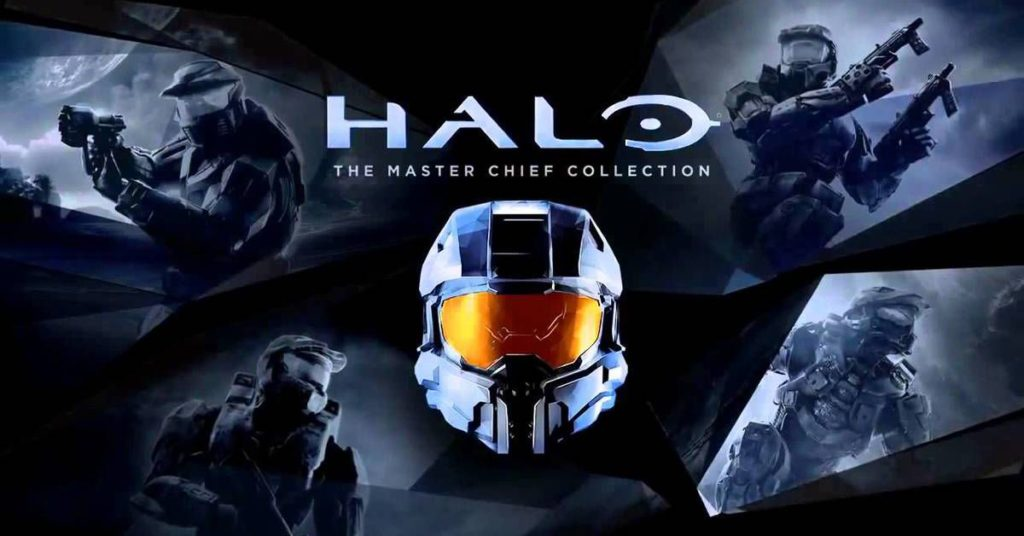 Halo The Master Chief Collection, offered on Game Pass