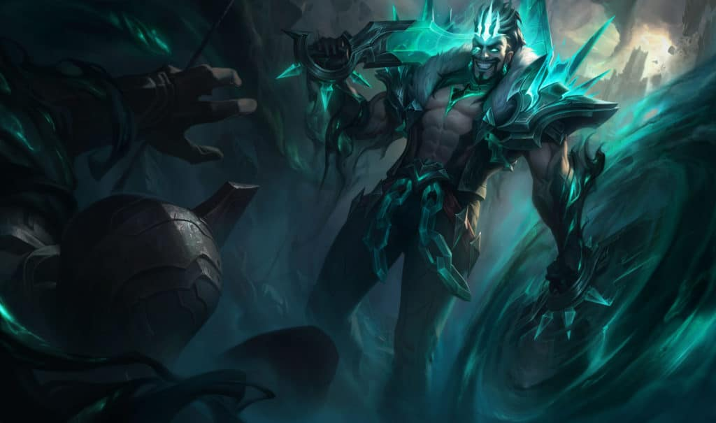 League of Legends Ruined Draven