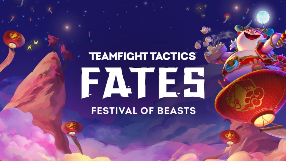 TFT Set 4.5Festival of Beasts
