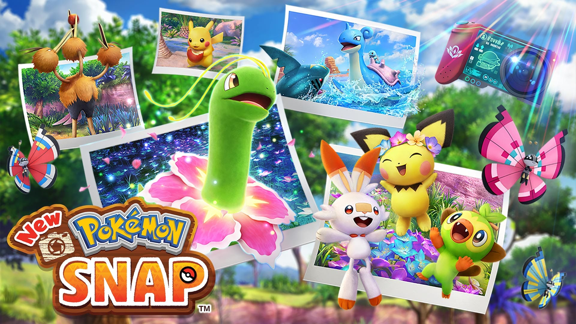how long does it take to beat new Pokémon snap