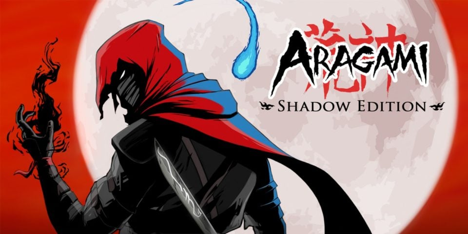 Aragami: Shadow Edition for Switch.