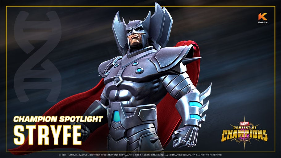 Contest of Champions Jubilee Stryfe