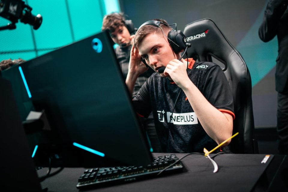 Fnatic League of Legends Team Manager: Is G2 Poaching Selfmade?