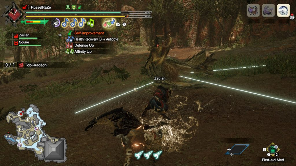 Monster Hunter Rise How to ride monsters