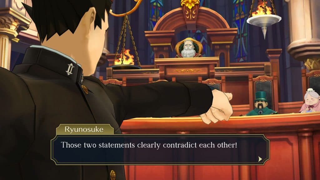 Western release of The Great Ace Attorney