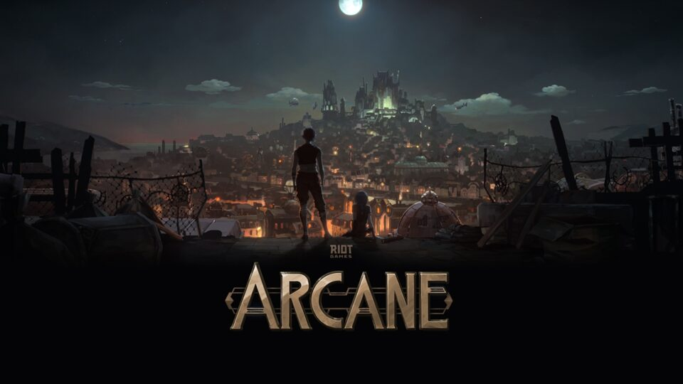 Arcane: League of Legends TV series is coming to Netflix in the fall of 2021