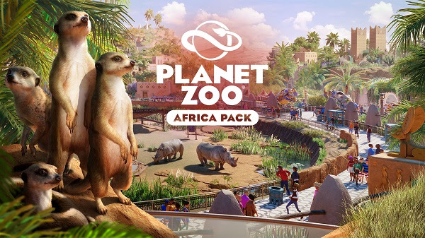 Planet Zoo: Africa Pack arriving on June 22